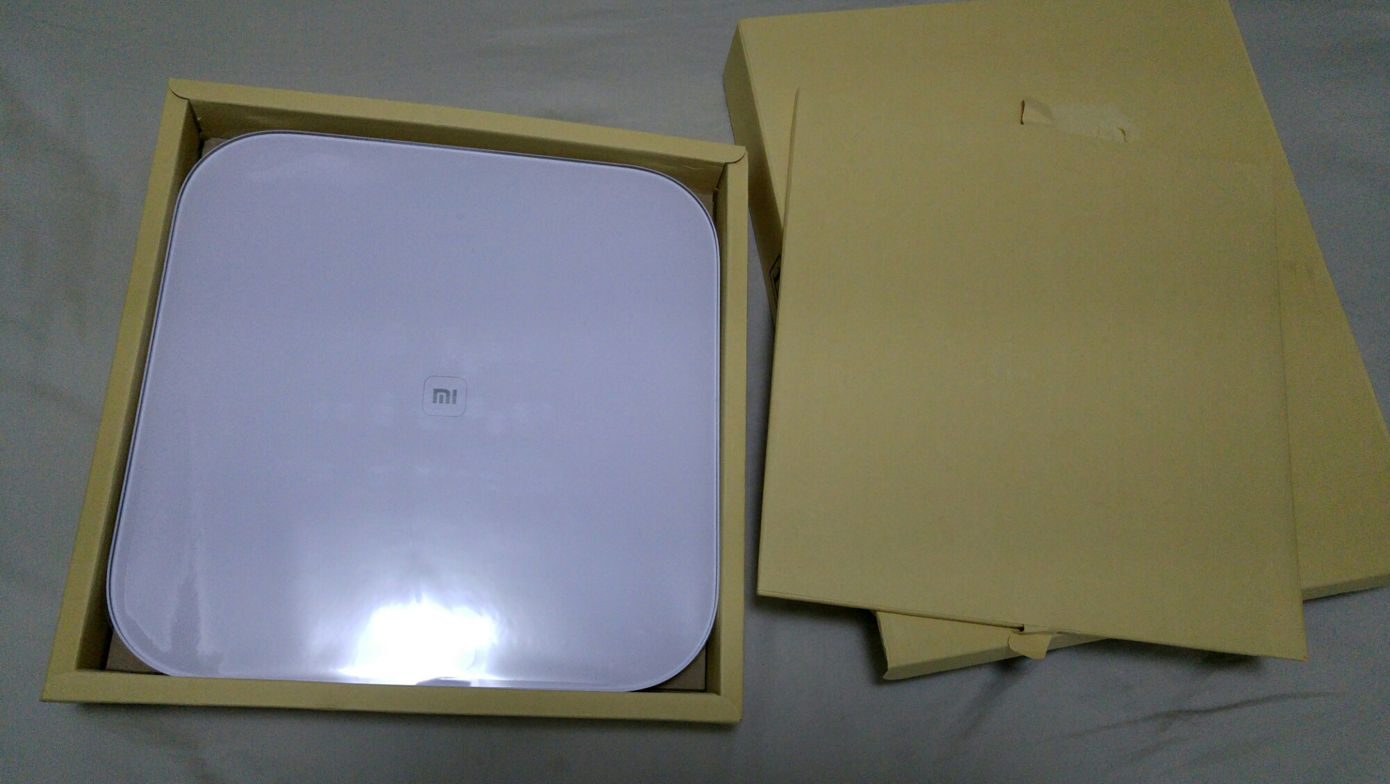 review: xiaomi mi scale smart weighing bathroom scale (with